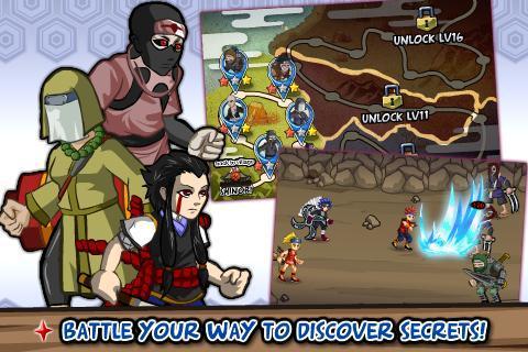 ninja saga mod apk 0.9.67