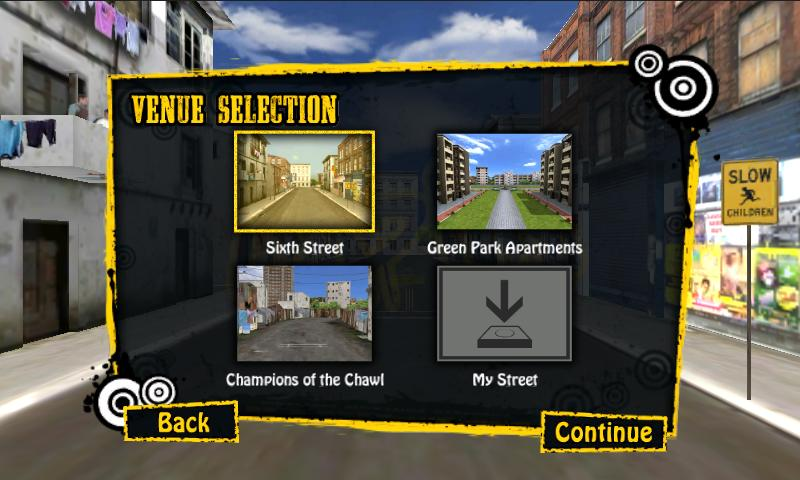 Street Cricket Pro 4.2 Screen 6