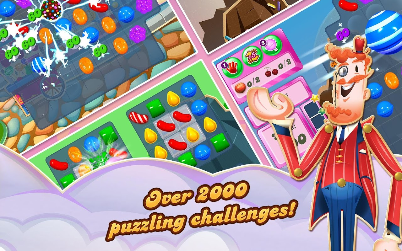 Android Candy Crush Saga Screen 15