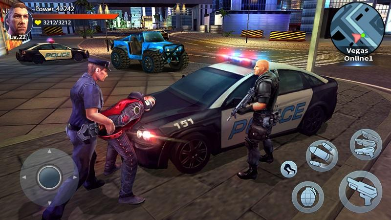 Auto Theft Gangsters 1.07 Screen 4