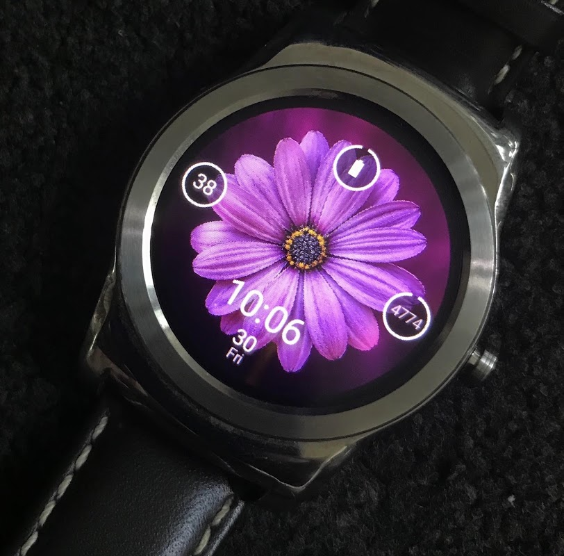 Android Photo Watch 2 (Wear OS) Screen 4