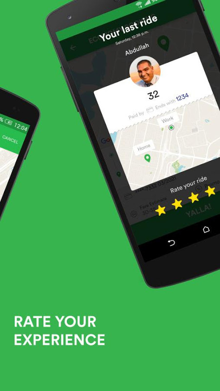 Careem - Car Booking App 8.5.0 Screen 6