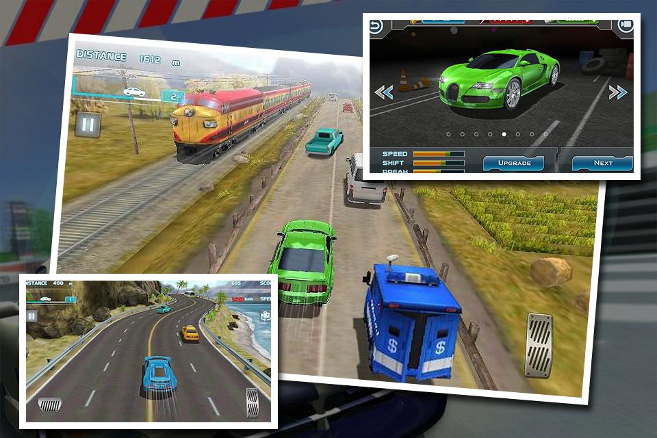 Turbo Car Traffic Racing 1.0 Screen 2