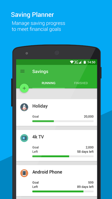 Android Money Lover - Money Manager Screen 3