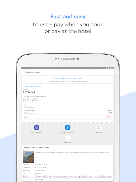 Android Agoda – Hotel Booking Deals Screen 11