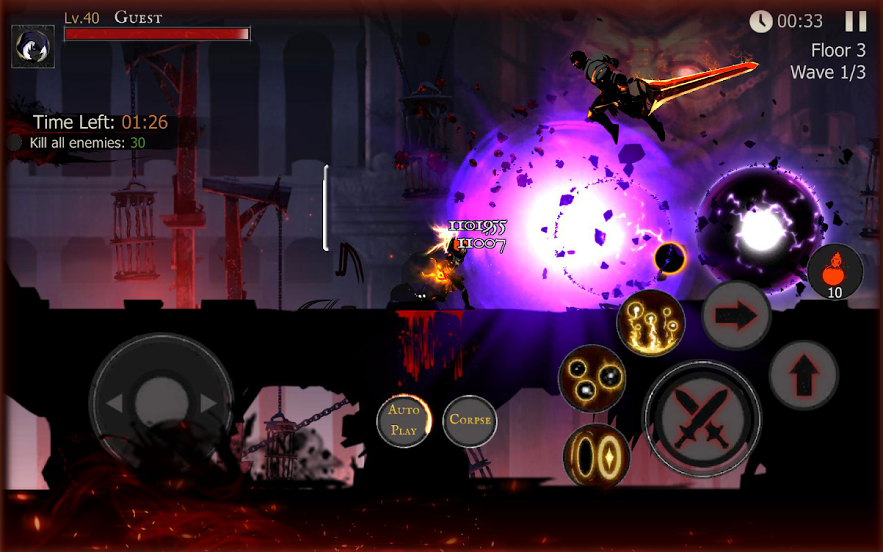 Shadow of Death: Dark Knight - Stickman Fighting 1.42.0.3 Screen 12