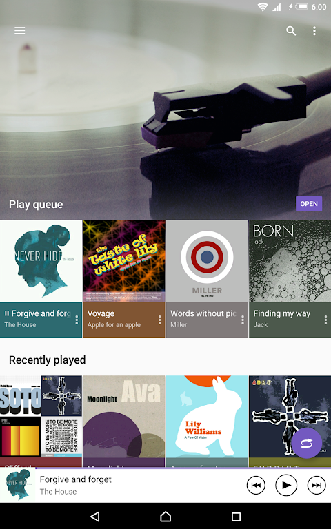 Android Music Screen 12