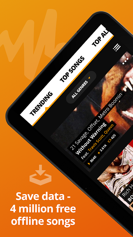 Audiomack | Download New Music 4.2.1 Screen 7