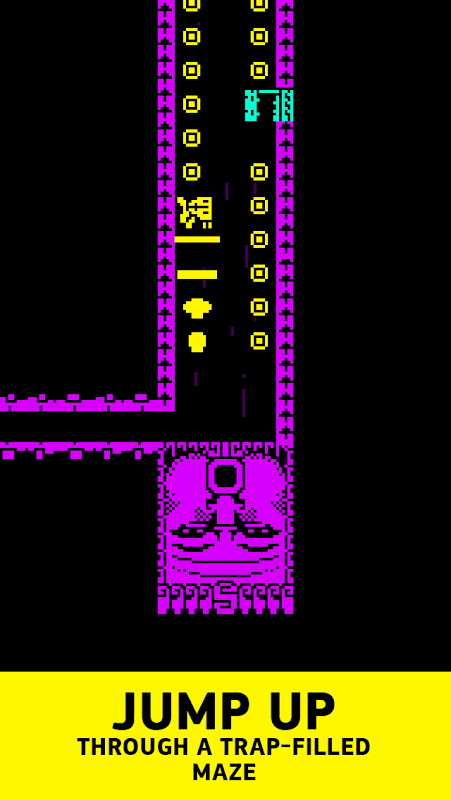 Tomb of the Mask 1.2.27 Screen 1