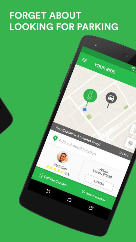 Careem - Car Booking App 8.5.0 Screen 5