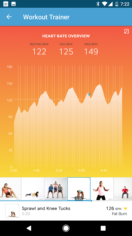 Android Workout Trainer: fitness coach Screen 13