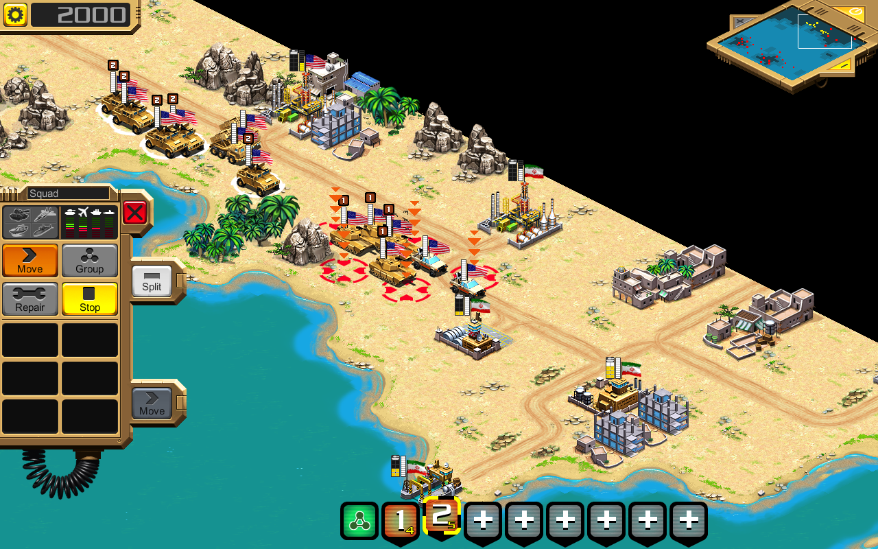 Desert Stormfront 1.0.1 Screen 4