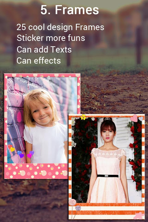Android Fotos - Photo editor & Collage Screen 5