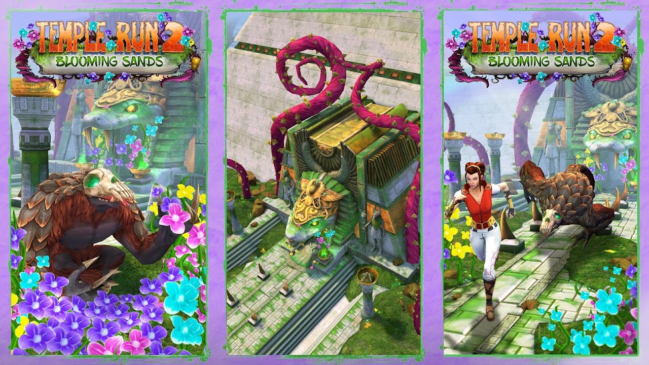 Android Temple Run 2 Screen 3