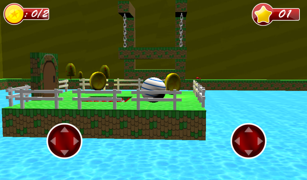Android 3D Bouncing Ball Free Screen 15