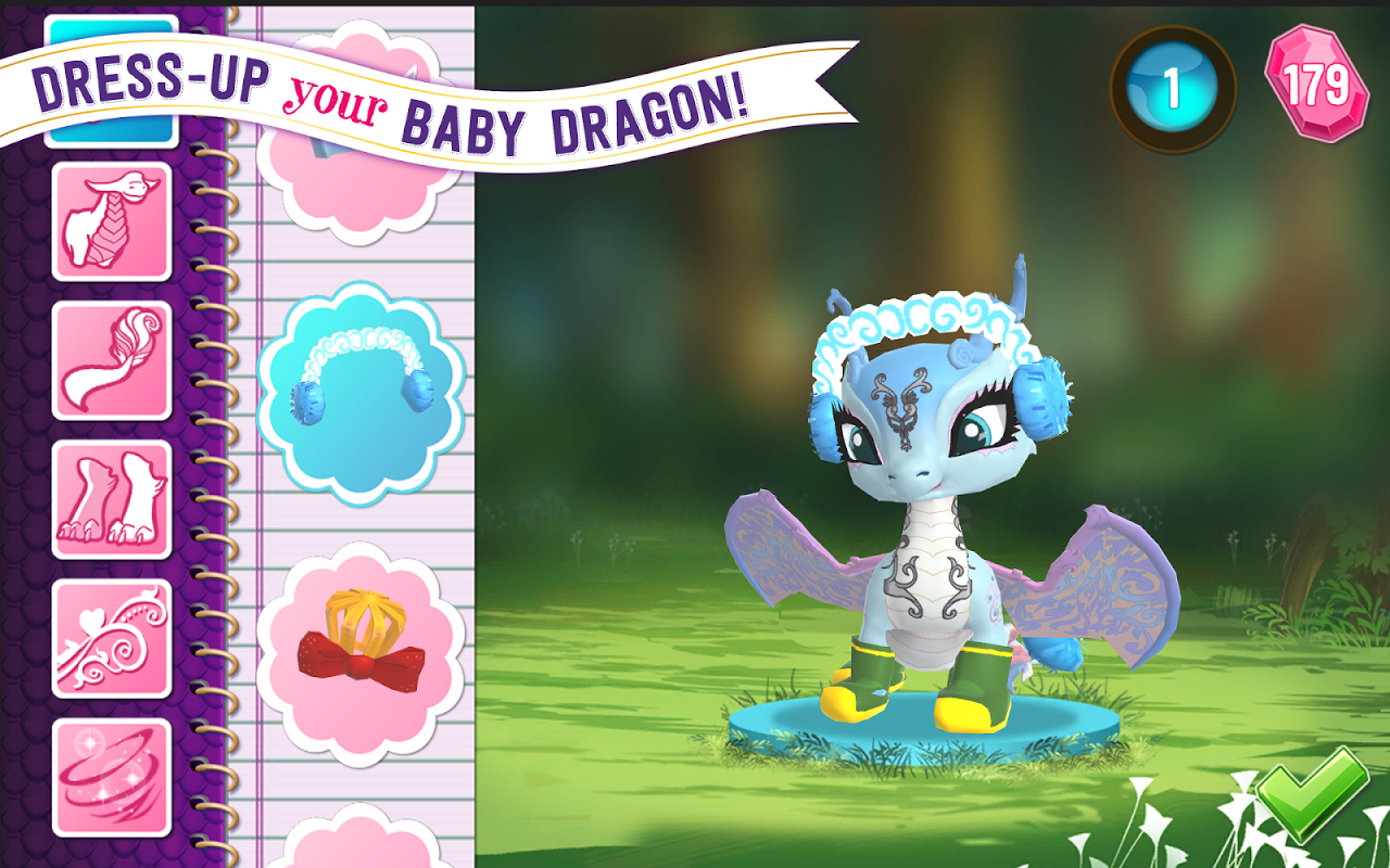Android Ever After High™: Baby Dragons Screen 22