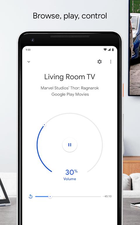 Google Home 2.11.1.8 Screen 1