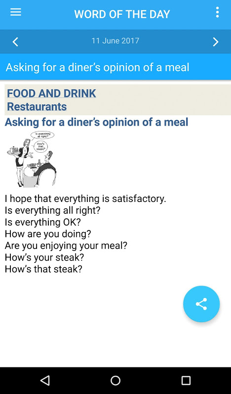 Android Conversational American Eng Screen 2