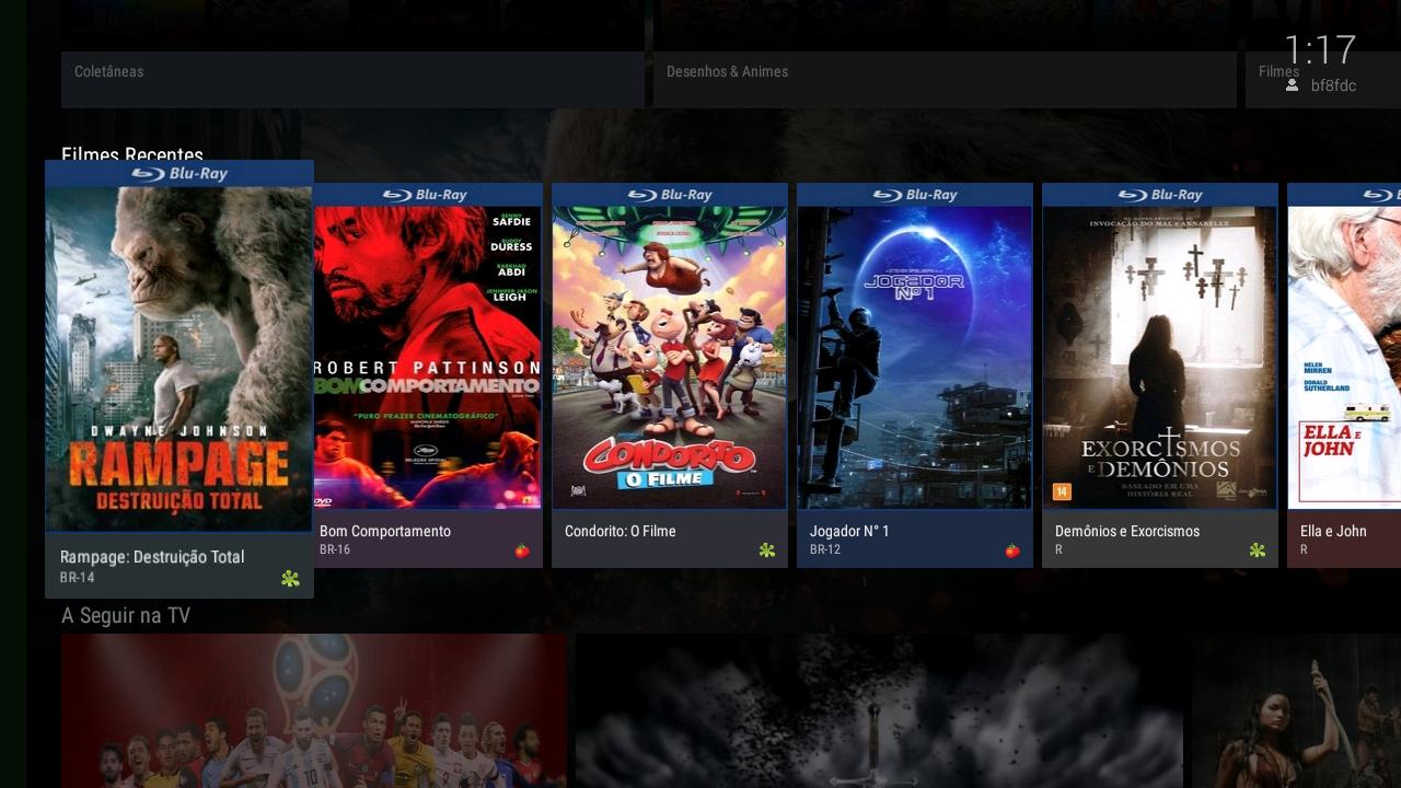 VINIFLIX VINITV - Versão Tv Box 1.4.61g Screen 2