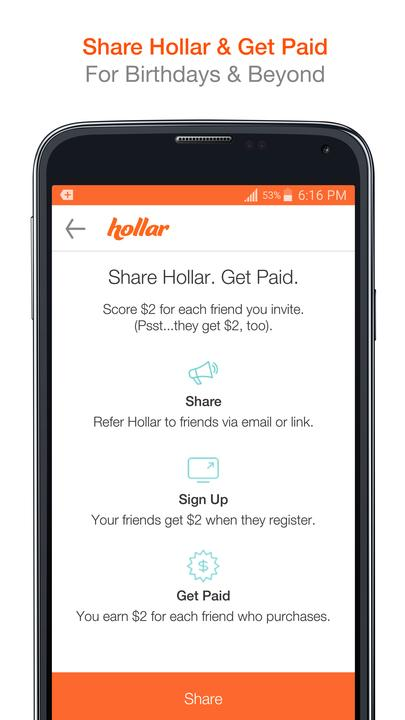 Hollar - Dollar Store Deals, Discount Shopping 1.13.01.00 Screen 4