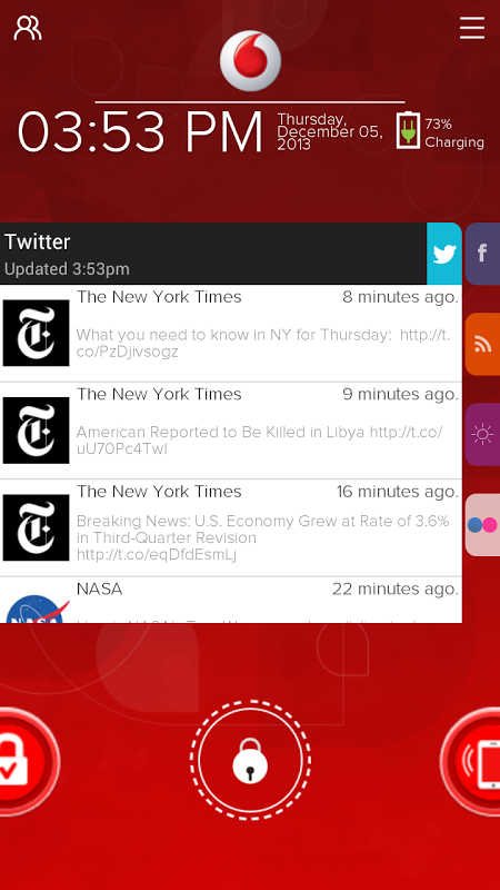 Vodafone Start 1.1 Screen 6