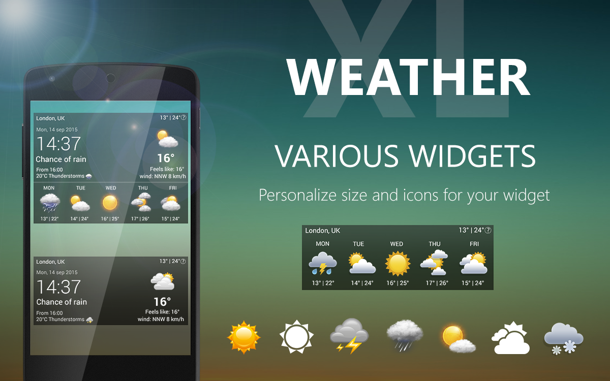 Weather Belgium XL PRO 1.4.3.6-be Screen 9