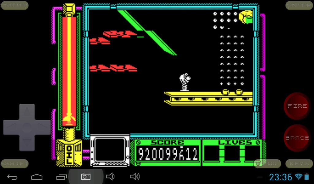 Speccy - ZX Spectrum Emulator 3.3.3 Screen 3