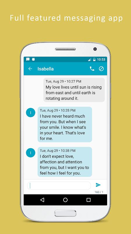 Android Call Blocker - Blacklist, SMS Blocker Pro Screen 2