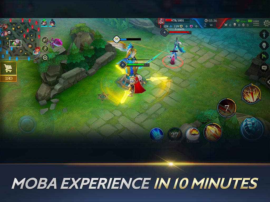 Garena AOV - Arena of Valor 1.17.2.1 Screen 5