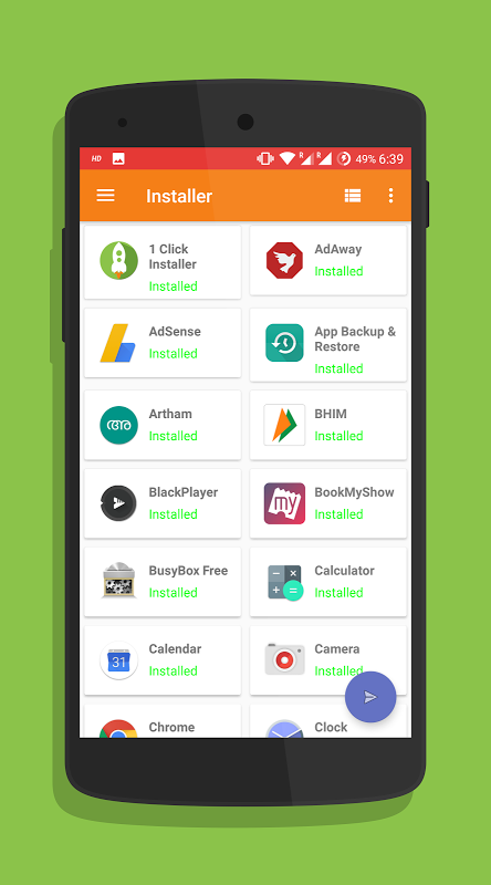 One Click Apk Installer & Backup:Quick App Install 4 1 APK