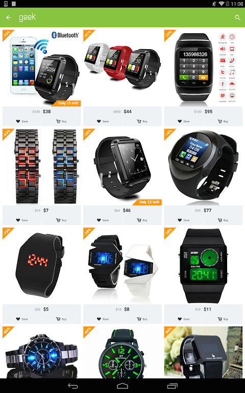 Geek - Smarter Shopping 2.3.7 Screen 5