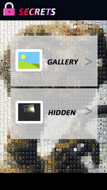 Secret Gallery 1 3 APK Download by Latnok | Android APK