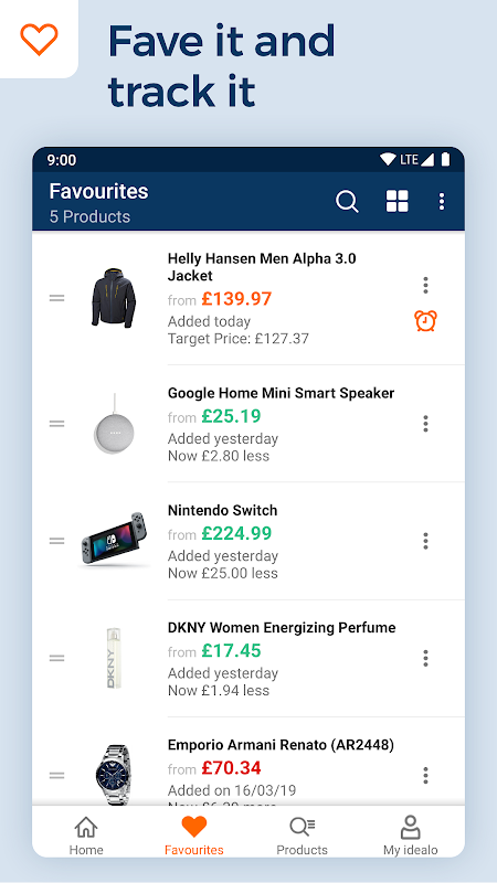 idealo - Price Comparison & Mobile Shopping App 12.0.4 Screen 5