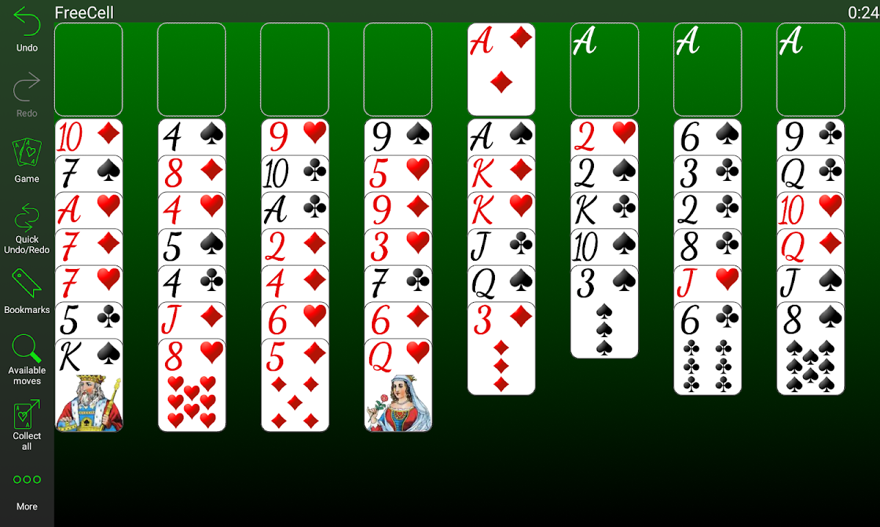 250+ Solitaire Collection 4.12.1 Screen 13