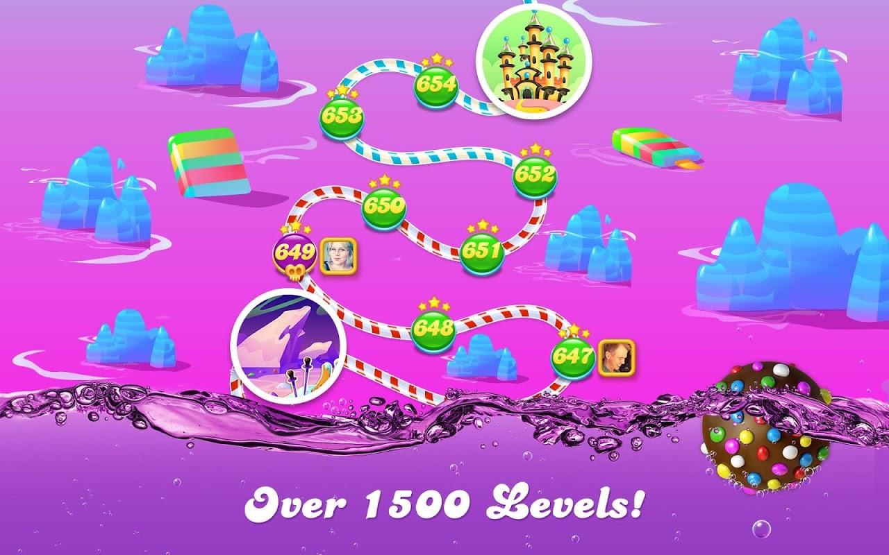 Android Candy Crush Soda Saga Screen 17
