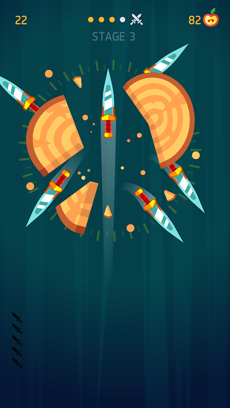 Knife Hit 1.8.3 Screen 2
