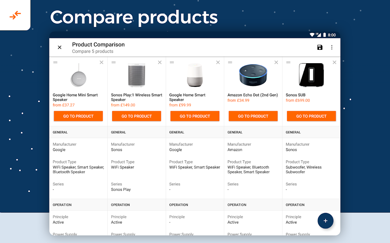 idealo - Price Comparison & Mobile Shopping App 11.0.5-BETA Screen 10
