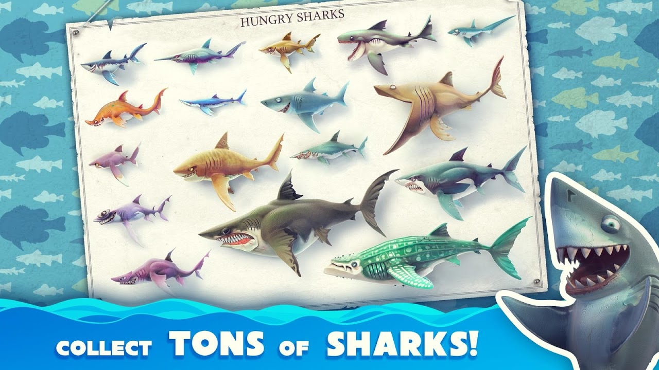 Android Hungry Shark World Screen 15