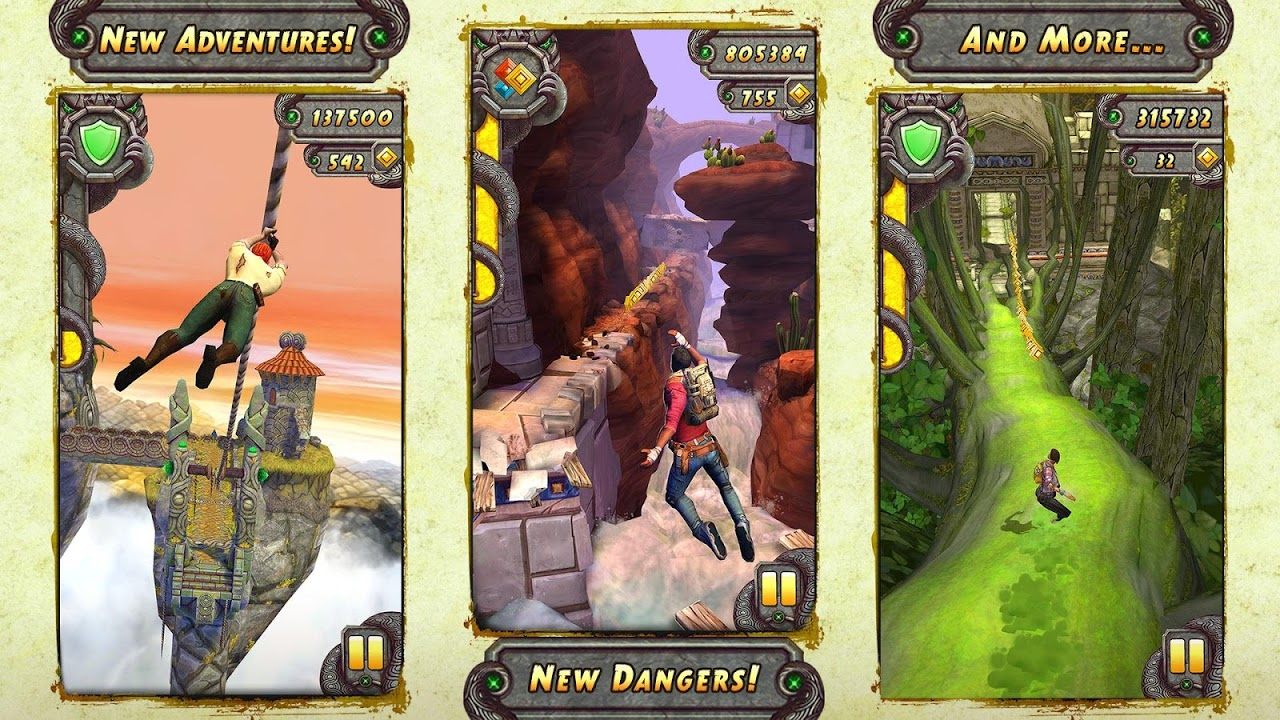 Temple Run 2 1.56.1 Screen 2