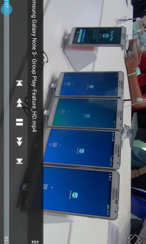 Android TubeMate YouTube Downloader Screen 3