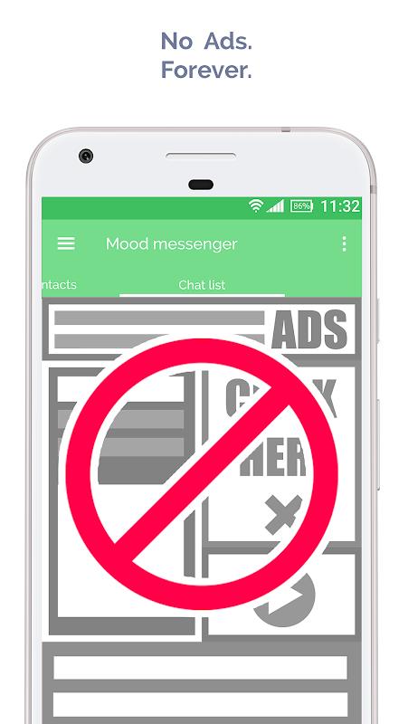 Mood Messenger - SMS & MMS 1.78n Screen 11