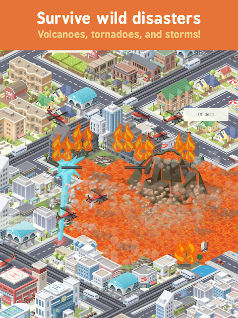 Pocket City 0.1.120 Screen 7