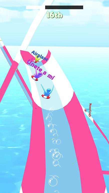Android Aquapark Race IO Screen 2