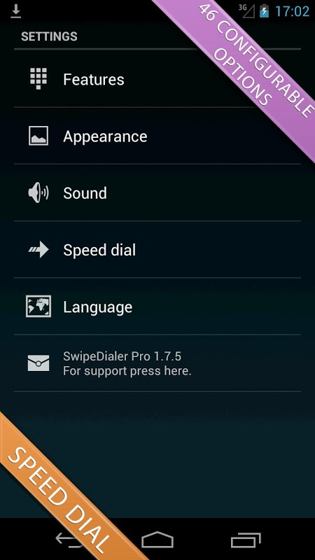 Swipe Dialer Pro 1 9 2 21 APK Download by Mike Barnett | Android APK