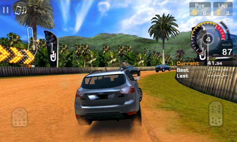 Android GT Racing: Motor Academy Free+ Screen 2