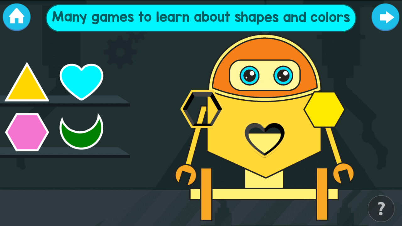 Android Kindergarten Kids Learning : Educational Games Screen 6