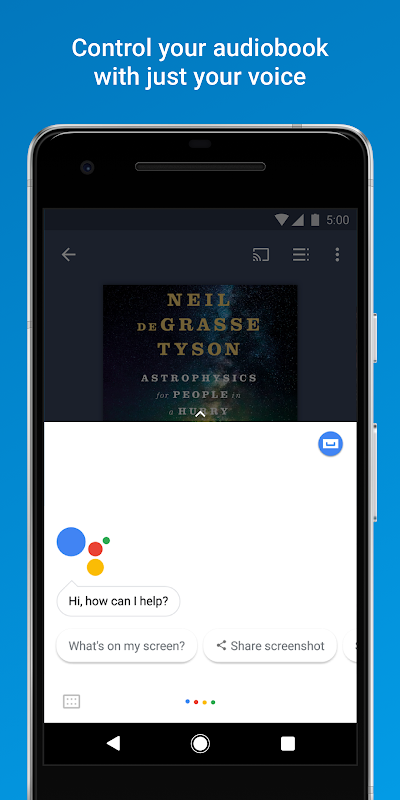 Android Google Play Books Screen 3