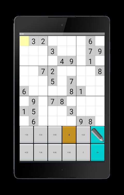 Sudoku 1.8.0 Screen 7
