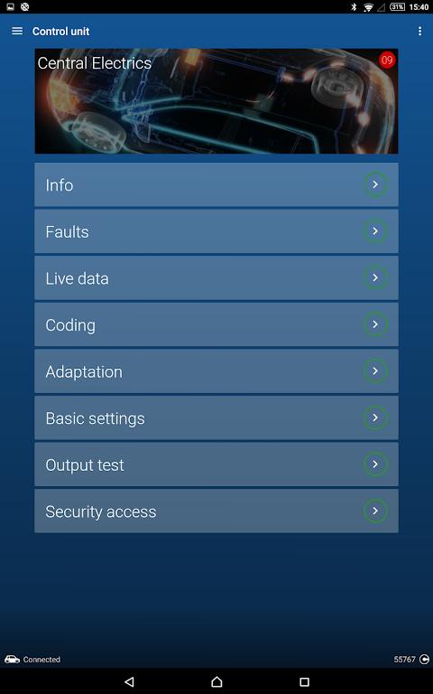 OBDeleven PRO car diagnostics app VAG OBD2 Scanner 0 9 8 8
