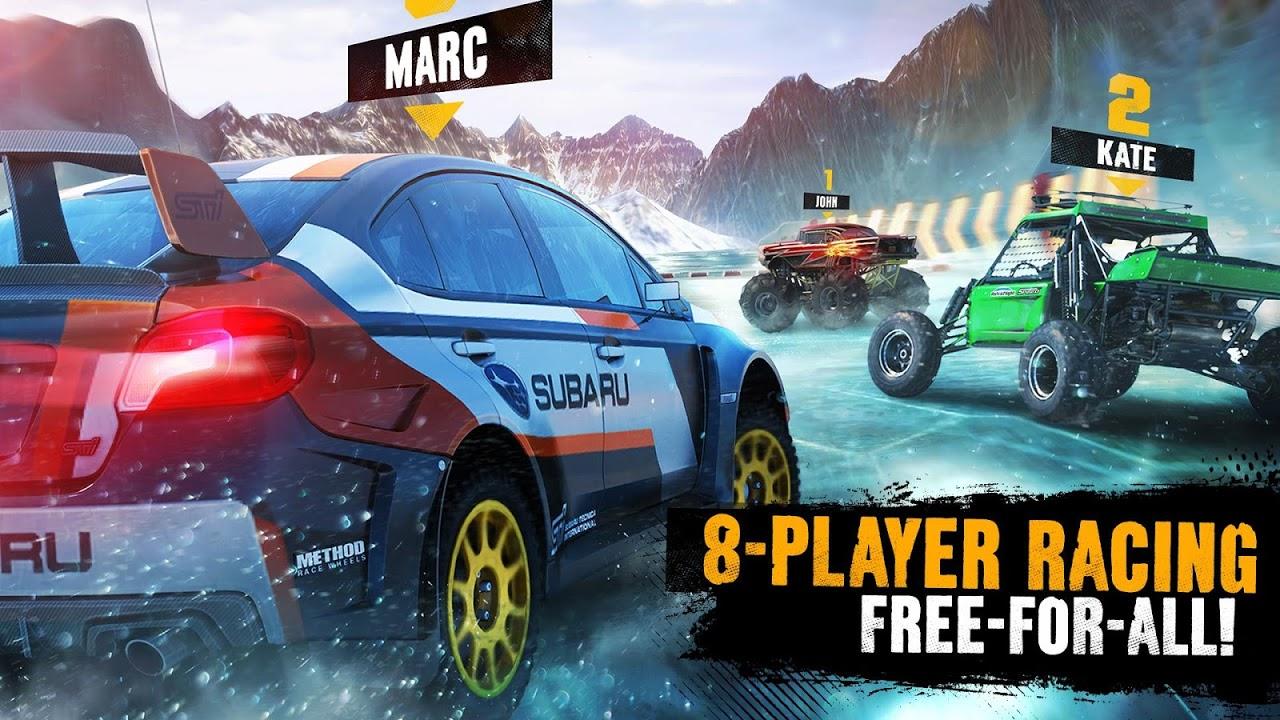 Asphalt Xtreme: Rally Racing 1.4.2i Screen 1